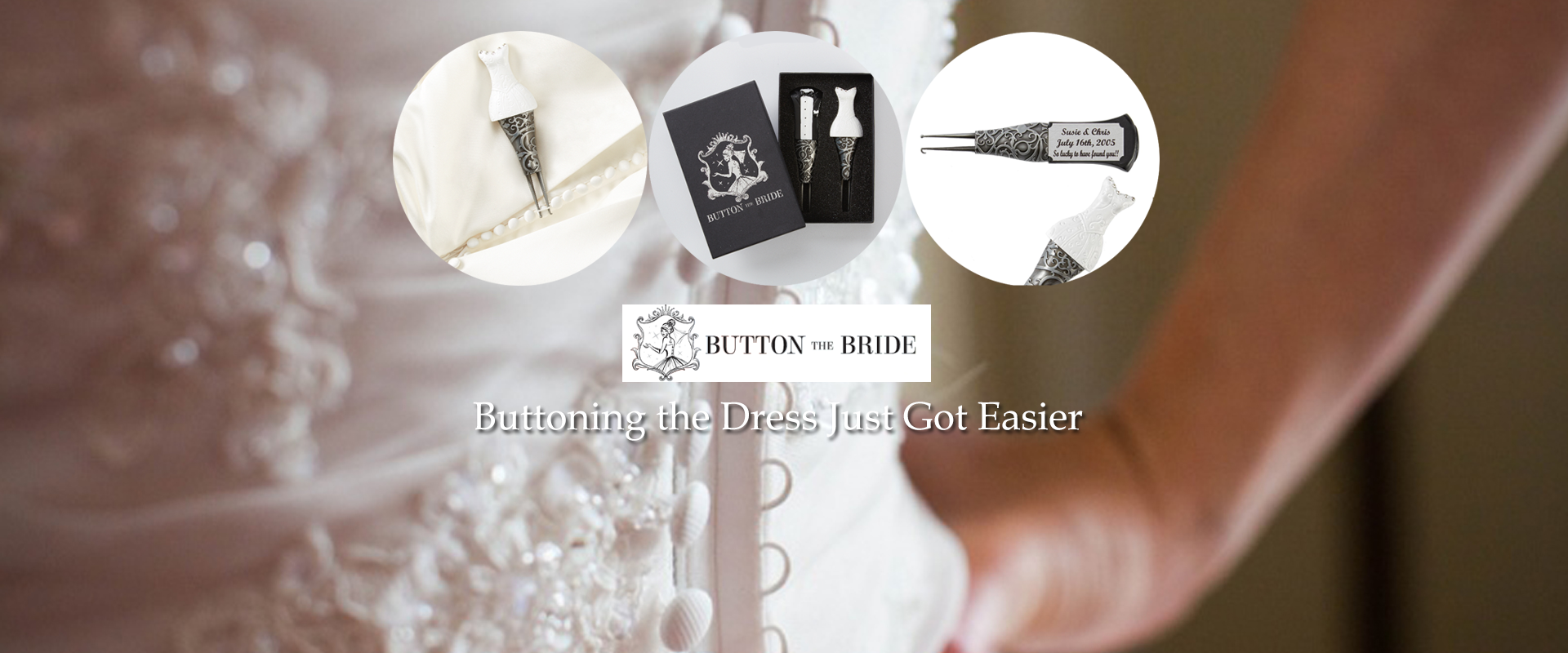 Button The Bride